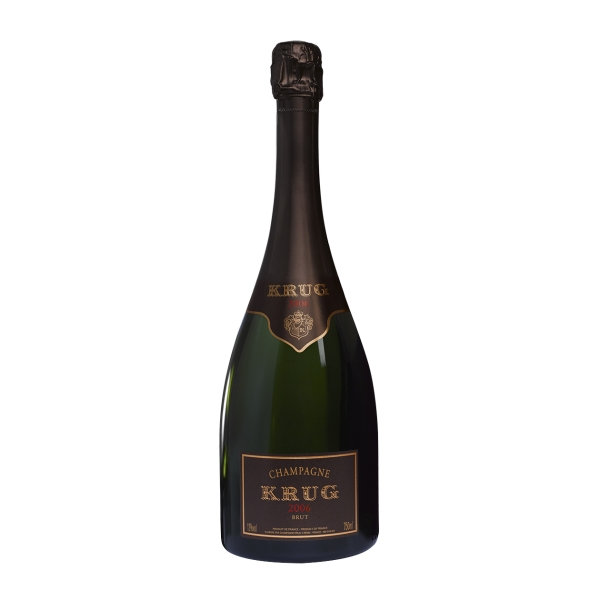 Krug Champagne - Vintage - 2006 - Pinot Noir - Luxury Limited Edition - 750 ml