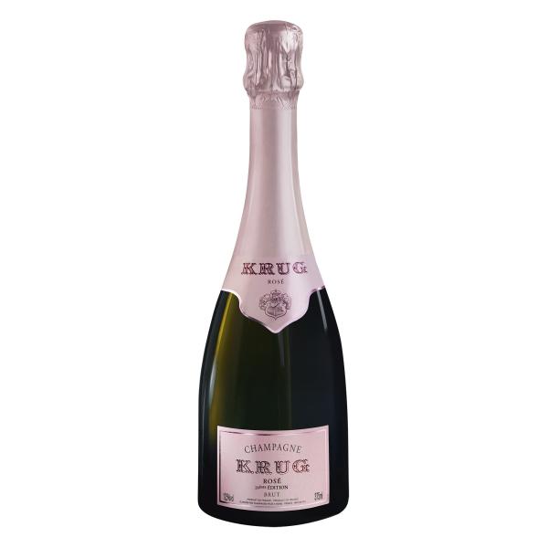 Krug Champagne - Rosé - Mezza - Pinot Noir - Luxury Limited Edition - 375 ml