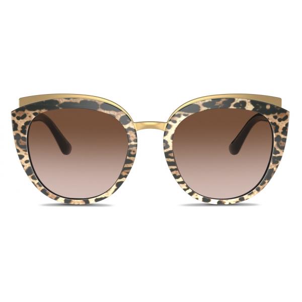 Dolce & Gabbana - Print Family Sunglasses - Leo Print - Dolce & Gabbana Eyewear