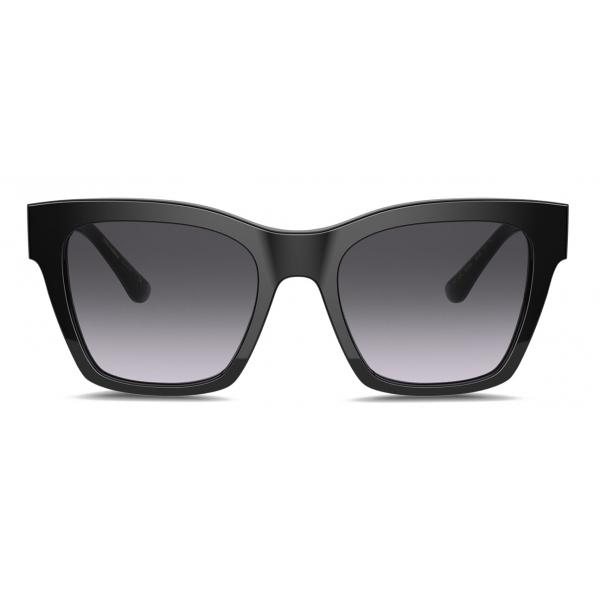 Dolce & Gabbana - Occhiale da Sole Print Family - Nero - Dolce & Gabbana Eyewear