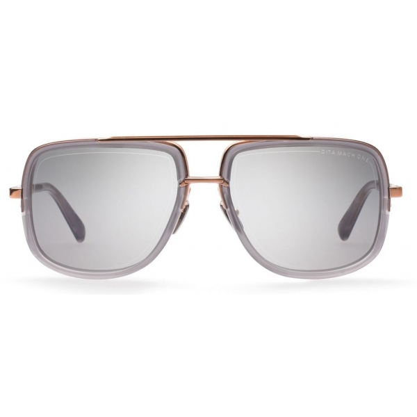 DITA - Mach-One Limited Edition - Grey Clear - DRX-2030 - Sunglasses - DITA Eyewear