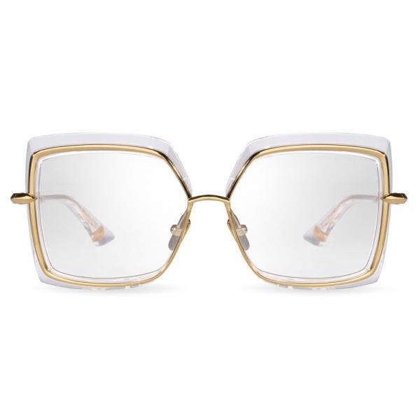 DITA - Narcissus - Crystal Yellow Gold - DTS503 - Sunglasses - DITA Eyewear