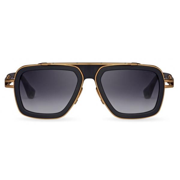 DITA - LXN-EVO - Matte Black Gold - DTS403 - Sunglasses - DITA Eyewear