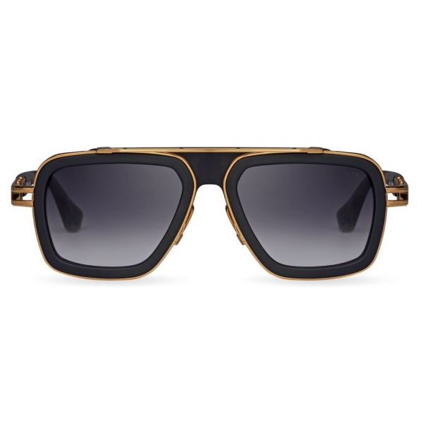 DITA - LXN-EVO - Nero Opaco Oro - DTS403 - Occhiali da Sole - DITA Eyewear