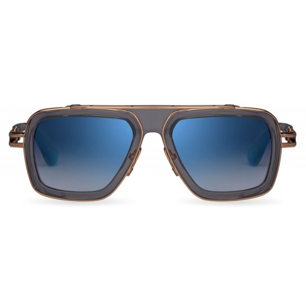 DITA - LXN-EVO - Crystal Grey - DTS403 - Sunglasses - DITA Eyewear