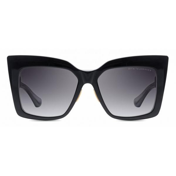 DITA - Telemaker - Alternative Fit - Black - DTS704 - Sunglasses - DITA Eyewear