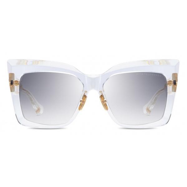 DITA - Telemaker - Alternative Fit - Crystal - DTS704 - Sunglasses - DITA Eyewear