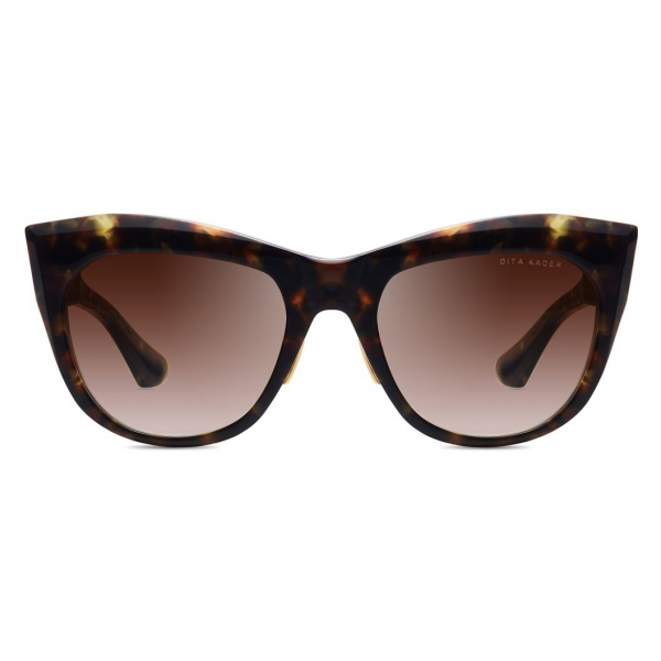 DITA - Kader - Alternative Fit - Haute Tortoise - DTS705 - Sunglasses - DITA Eyewear