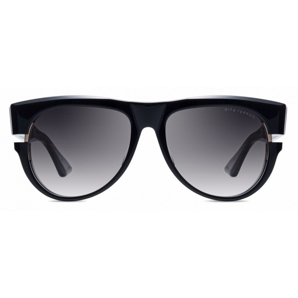 DITA - Terron - Black Yellow Gold - DTS703 - Sunglasses - DITA Eyewear