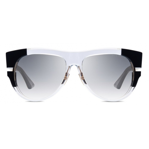 DITA - Terron - Alternative Fit - Crystal White Gold - DTS703 - Sunglasses - DITA Eyewear