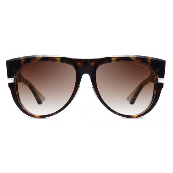 DITA - Terron - Alternative Fit - Haute Tortoise - DTS703 - Sunglasses - DITA Eyewear