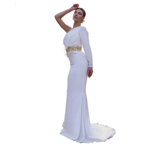 Grace - Grazia di Miceli - Ismailia - Abito - Luxury Exclusive Collection - Made in Italy - Abito di Alta Qualità Luxury