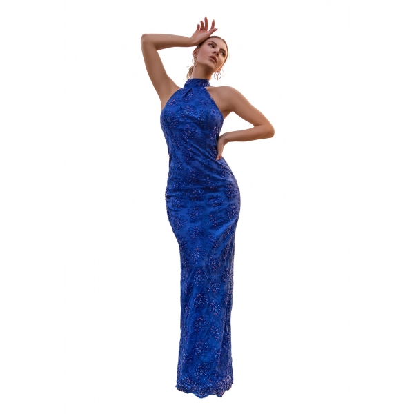 Grace - Grazia di Miceli - Aisha - Dress - Luxury Exclusive Collection - Made in Italy - Luxury High Quality Dress