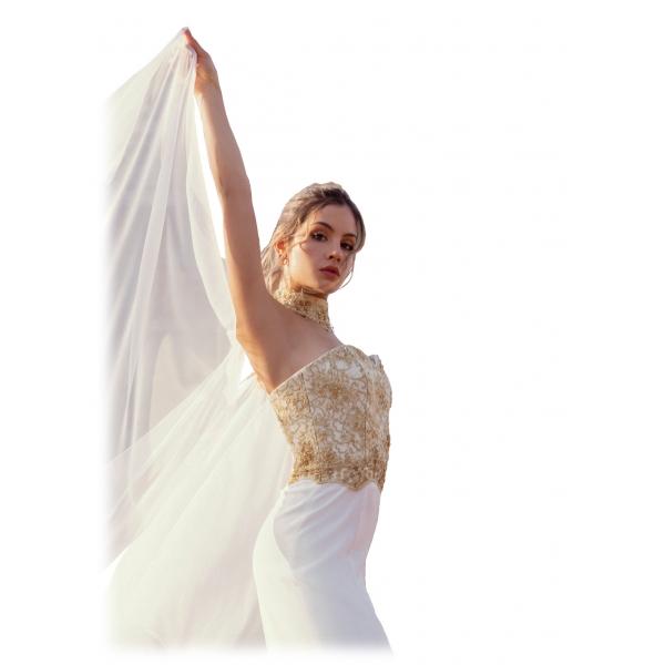 Grace - Grazia di Miceli - Amira - Abito - Luxury Exclusive Collection - Made in Italy - Abito di Alta Qualità Luxury