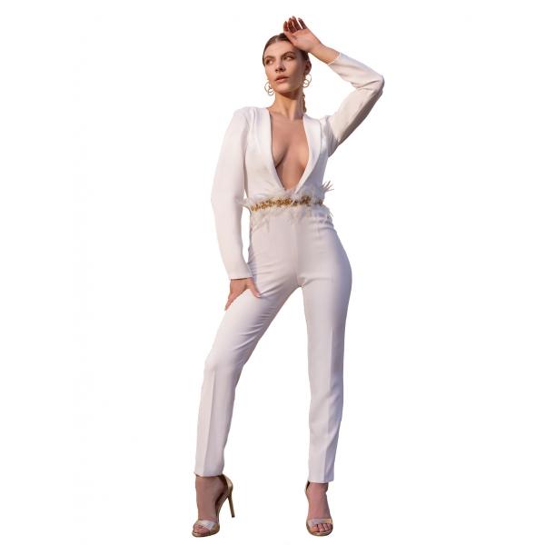 Grace - Grazia di Miceli - Sharm - Abito - Luxury Exclusive Collection - Made in Italy - Abito di Alta Qualità Luxury