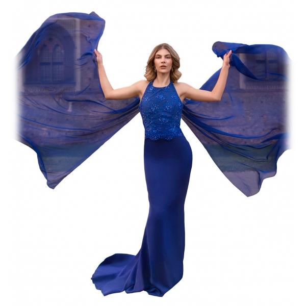 Grace - Grazia di Miceli - Iside - Abito - Luxury Exclusive Collection - Made in Italy - Abito di Alta Qualità Luxury
