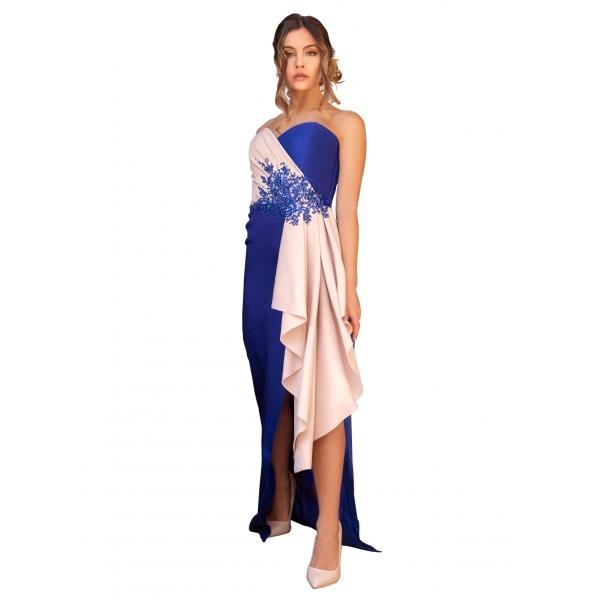 Grace - Grazia di Miceli - Dalila - Abito - Luxury Exclusive Collection - Made in Italy - Abito di Alta Qualità Luxury
