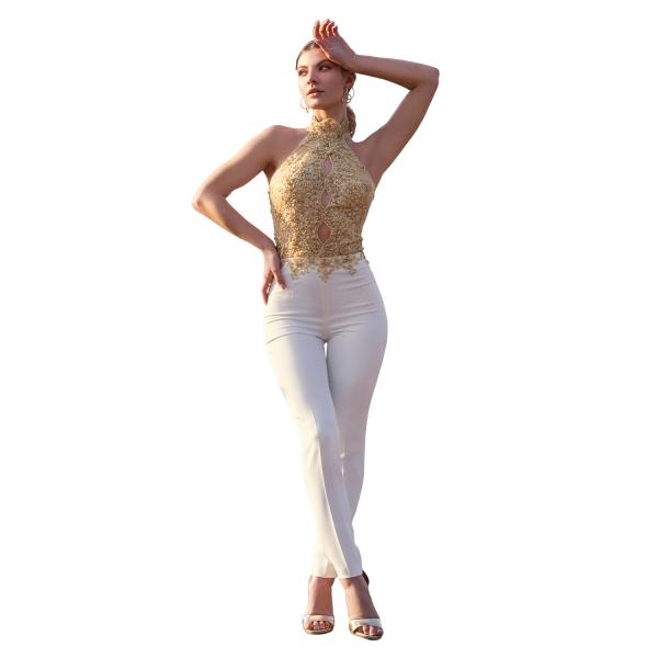 Grace - Grazia di Miceli - Amal - Abito - Luxury Exclusive Collection - Made in Italy - Abito di Alta Qualità Luxury