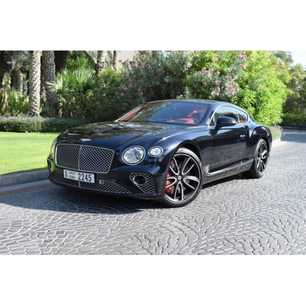 Superior Car Rental - Bentley Continental GT - Exclusive Luxury Rent