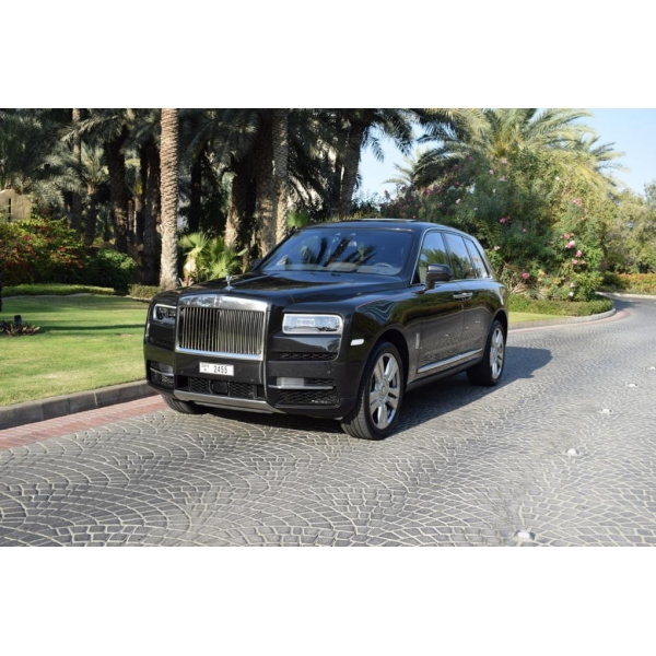 Superior Car Rental - Rolls-Royce Cullinan - Exclusive Luxury Rent