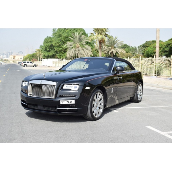 Superior Car Rental - Rolls-Royce Dawn - Exclusive Luxury Rent
