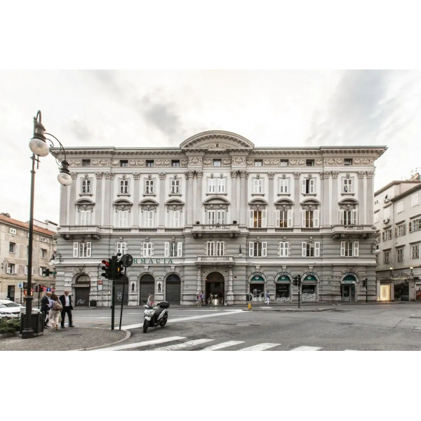 Palazzo Diana Exclusive Mansion - Luxury Apartment - Trieste - Italy - 4 Days 3 Nights