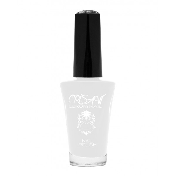Crisavì Luxury Nail - Crisavì Nail Polish 5 Free - Caliope - White - Grey - The Best Kept Beauty Secret for Your Hands