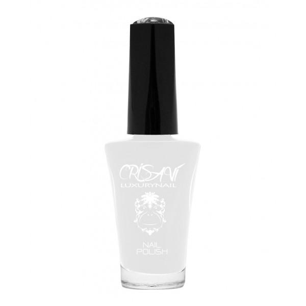 Crisavì Luxury Nail - Crisavì Nail Polish 5 Free - Caliope - Bianco - Grigio - Il Segreto di Bellezza per le Tue Mani