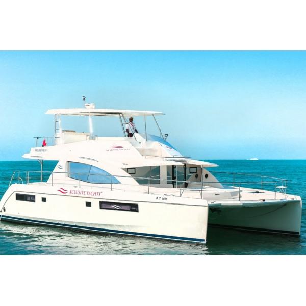Xclusive Yachts - Xclusive 65 - Private Exclusive Luxury Yacht - Catamarano - 65 ft - Xclusive Marina - Dubai - Emirates