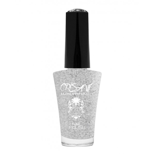Crisavì Luxury Nail - Crisavì Nail Polish 5 Free - Demetria - Glittered - The Best Kept Beauty Secret for Your Hands