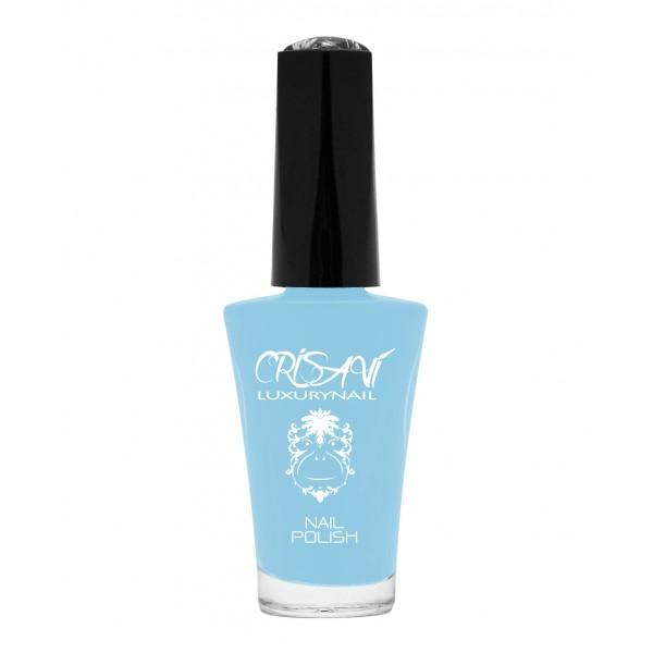 Crisavì Luxury Nail - Crisavì Nail Polish 5 Free - Ebe - Blu - Azzurro - Il Segreto di Bellezza per le Tue Mani