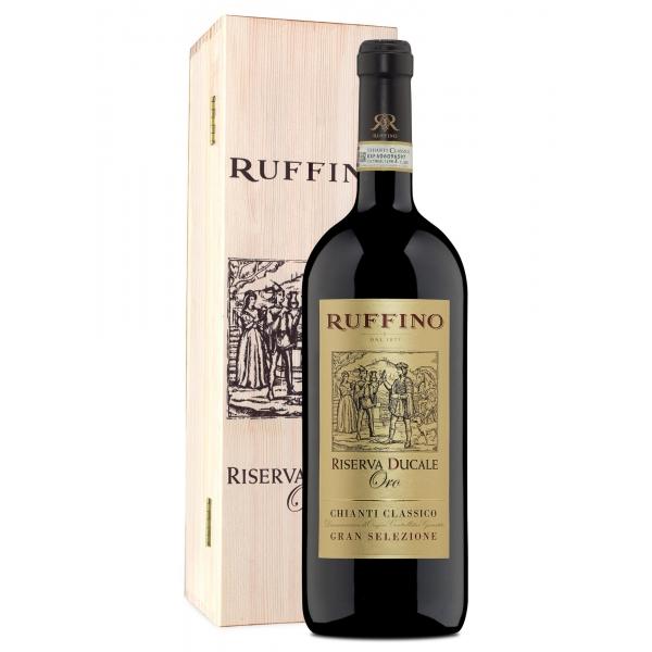Ruffino - Riserva Ducale Oro - Magnum - Chianti Classico - Gran Selezione - D.O.C.G. - Tenute Ruffino - Rossi Classici - 1,5 l