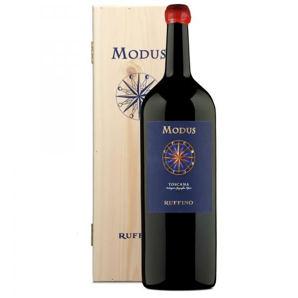Ruffino - Modus Toscana I.G.T. - Salmanazar - Ruffino Estates - Supertuscan - Classic Red - 9 l