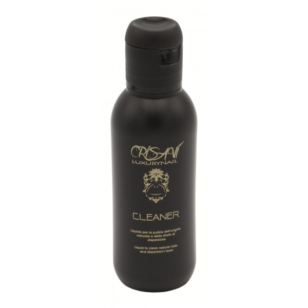 Crisavì Luxury Nail - Cleaner - Liquids & Dispenser - 125 ml
