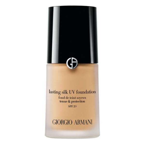 Giorgio Armani - Lasting Silk UV Foundation - Effetto Mat a Lunga Tenuta Resistente a Ogni Condizione - Luxury