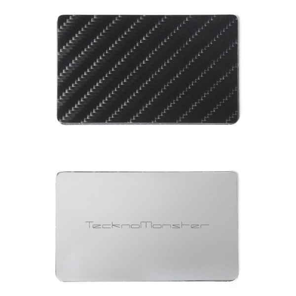 TecknoMonster - Tecksabrage - Sciabolatore in Fibra di Carbonio Aeronautico e Titanio - Black Carpet Collection