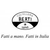 Coltellerie Berti - 1895 - Insieme Coltello Milleusi - N. 93315 - Coltelli Esclusivi Artigianali - Handmade in Italy