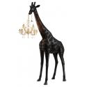 Qeeboo - Giraffe in Love Indoor - Nero - Lampadario Qeeboo by Marcantonio - Illuminazione - Casa