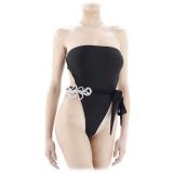 Grace - Grazia di Miceli - Pegaso - Luxury Exclusive Collection - Made in Italy - Costume di Alta Qualità