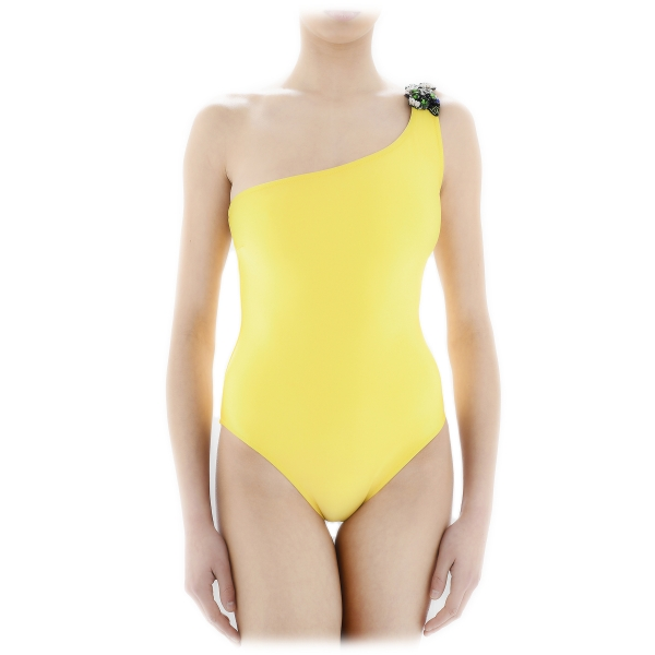 Grace - Grazia di Miceli - Pavo - Luxury Exclusive Collection - Made in Italy - High Quality Swimsuit