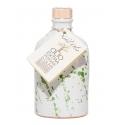 Urselli Food - Nobil Olio - Verde - Olio Extravergine d'Oliva - Ceramica Artigianale - Alta Qualità Italia - 500 ml
