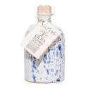 Urselli Food - Nobil Olio - Blu - Olio Extravergine d'Oliva - Ceramica Artigianale - Alta Qualità Italia - Puglia - 250 ml