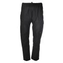 C.P. Company - Pantalone Cargo con Cavallo Basso - Nero - Pantaloni - Luxury Exclusive Collection