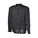 C.P. Company - Camicia con Collo alla Coreana - Blu - Luxury Exclusive Collection