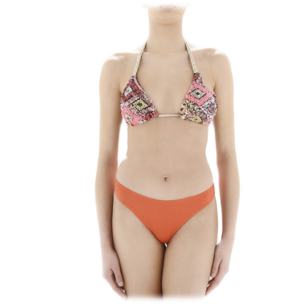 Grace - Grazia di Miceli - Freedom Beach - Luxury Exclusive Collection - Made in Italy - High Quality Swimsuit