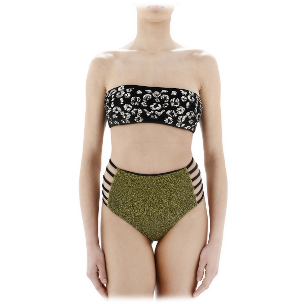 Grace - Grazia di Miceli - Animalier - Luxury Exclusive Collection - Made in Italy - High Quality Swimsuit