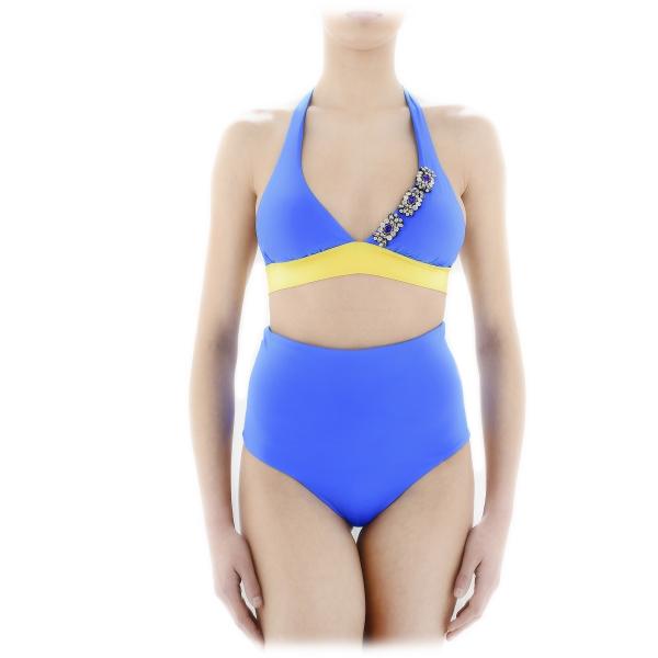 Grace - Grazia di Miceli - Taj Mahal - Luxury Exclusive Collection - Made in Italy - High Quality Swimsuit