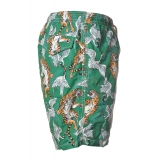 MC2 Saint Barth - Costume Lighting Bengal 51 - Fantasia Verde - Luxury Exclusive Collection