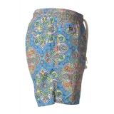 MC2 Saint Barth - Costume Lighting 70 Mahal 17 - Fantasia Azzurro - Luxury Exclusive Collection