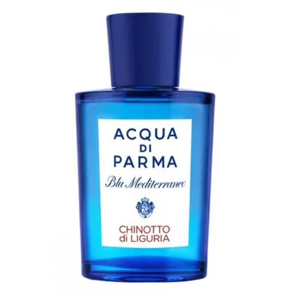 Acqua di Parma - Eau de Toilette - Natural Spray - Chinotto di Liguria - Blu Mediterraneo - Fragranze - Luxury - 150 ml